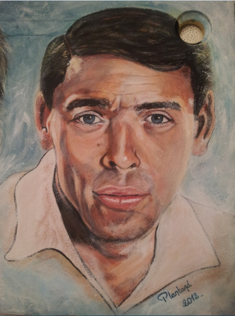Jacques Brel by rom1-cloclo